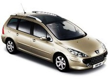 Group Peugeot 308-SW State (or similar)
