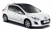 Group Peugeot 308 Automatic Transm. (or similar)