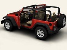 Group Jeep Wrangler (o similar)