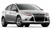 Group Ford Focus (or similar)