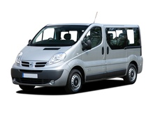 Group Opel Vivaro (or similar) - 9 seats
