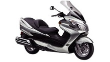 Group Scooter 250cc or 400cc (o similar)