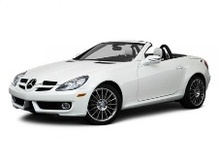 Group Mercedes SLK Cabrio (or similar)
