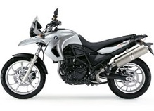 Grupo BMW F 650 GS (o similar)